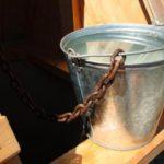 Питьевая вода в колодце